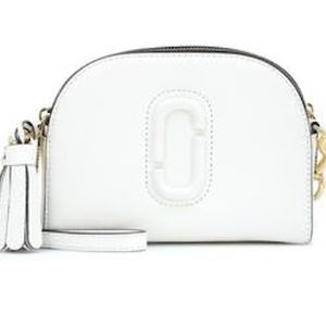 Marc Jacobs Shutter Leather Crossbody Bag NWT
